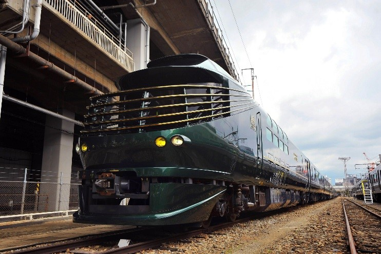 "Railway Glass Made by AGC Asahi Glass Adopted for New Sleeper Train - ""Twilight Express Mizukaze"""
