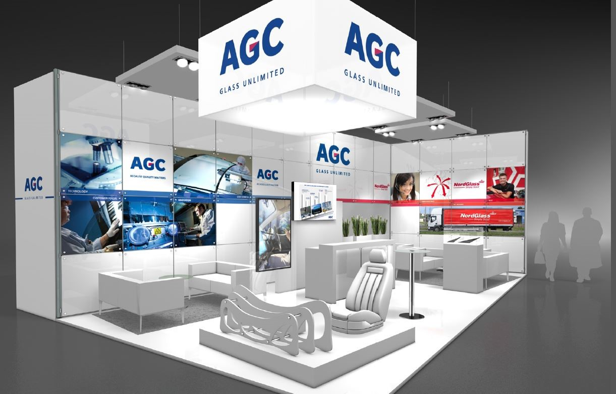 AGC Automotive at Automechanika with Virtual Reality experience
