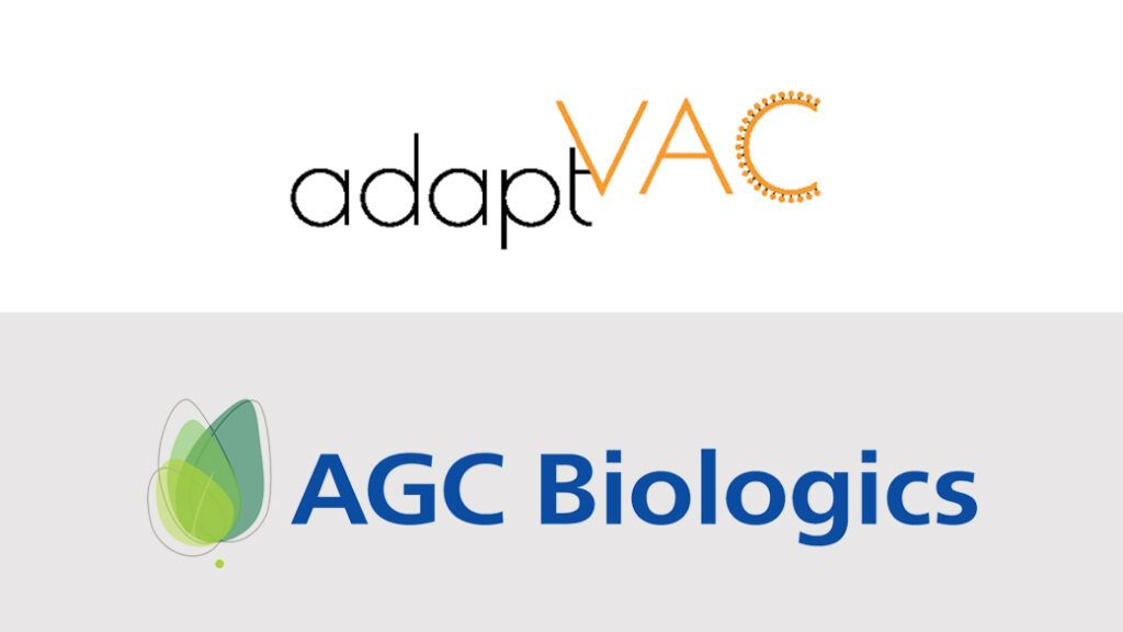 AdaptVac Partners with AGC Biologics to Develop & Produce COVID-19 Vaccine