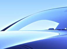 Automotive glass
