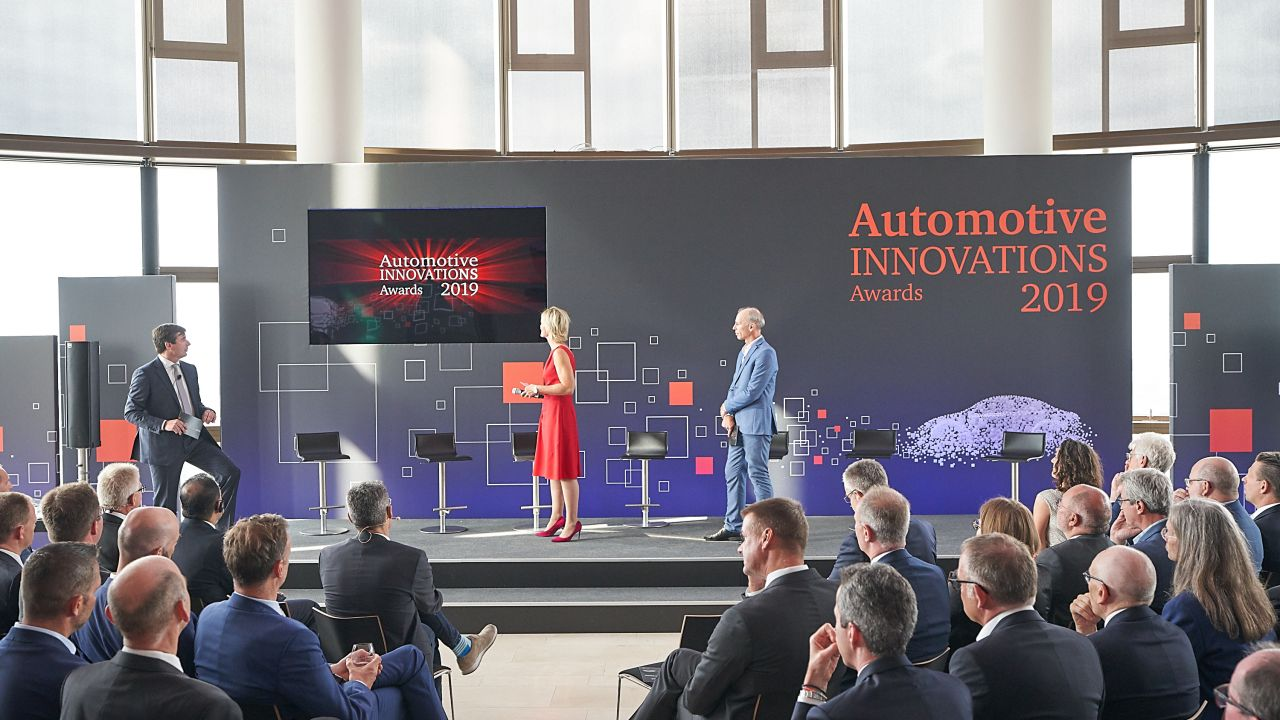 AGC auf den AutomotiveINNOVATIONS Awards 2019 geehrt