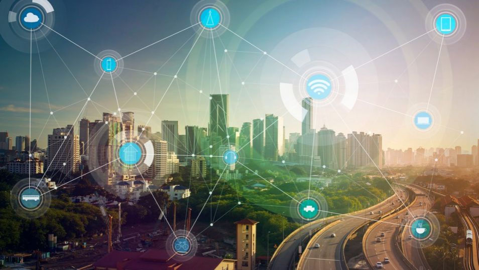 Smart city quality connectivity