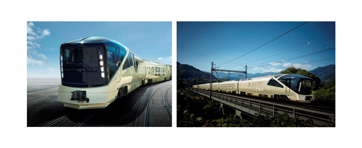 AGC Asahi Glass WONDERLITE™ Adopted for Luxury Train,