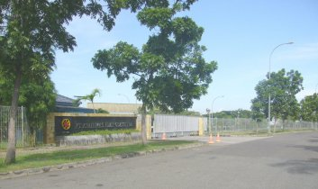 Cikampek Glass Plant