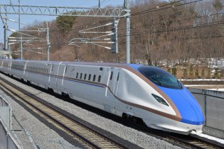 Hochgeschwindigkeitszug